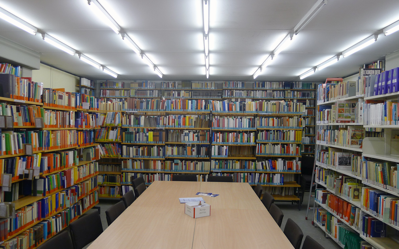 Bibliothek Uni Koeln