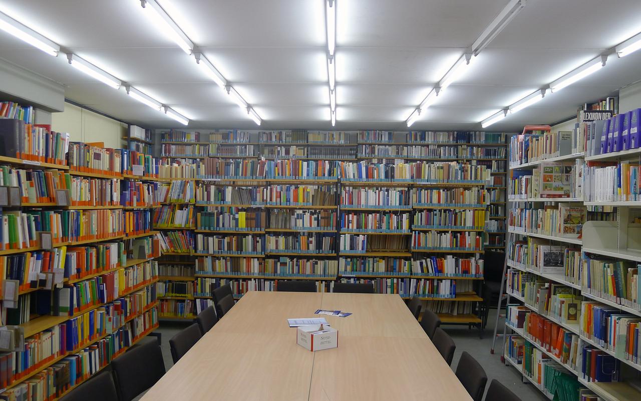 Bibliothek Köln Uni